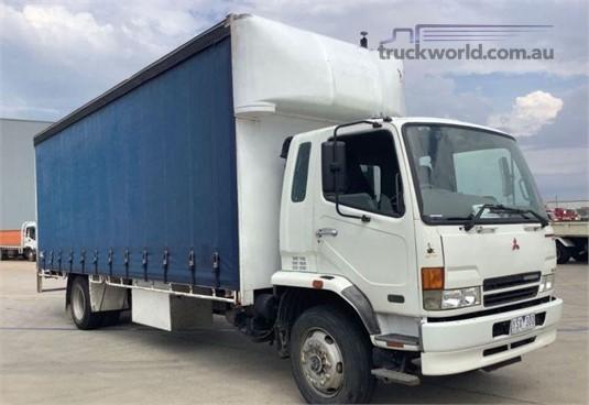2004 Mitsubishi Fuso FM - Trucks for Sale