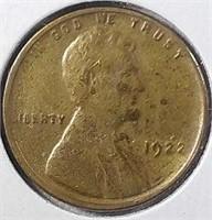 1922 Plain Strong Reverse XF