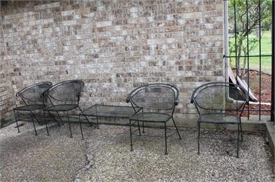 Retro Teak Tv Kast.Vintage Metal Patio Furniture Other Items For Sale 1 Listings