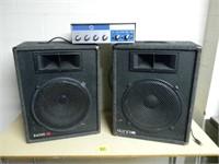 Speakers & Amplifier