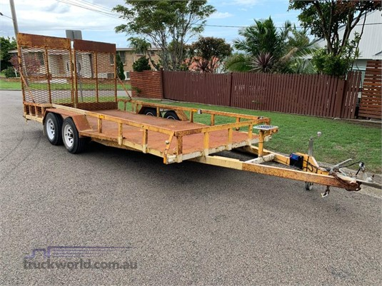 2010 Classic Plant Trailer - Trailers for Sale