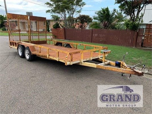 2010 Classic Plant Trailer Grand Motor Group - Trailers for Sale