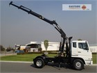 2001 Mitsubishi Fuso FP547G2W Crane Truck
