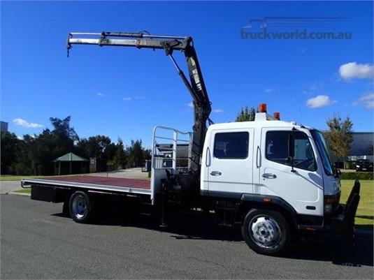 2000 Mitsubishi Fuso FIGHTER FK617 - Trucks for Sale