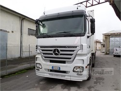 MERCEDES-BENZ ACTROS 1844  used