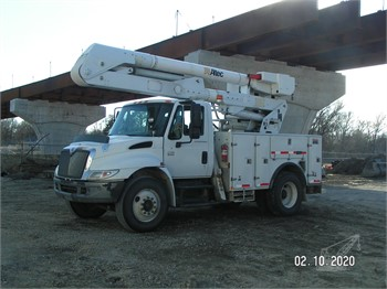 Bucket Trucks Service Trucks Auction Results 10740 Listings Cranetrader Com