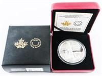 2014 .9999 Fine Silver $30.00 Coin 75th Anniversar