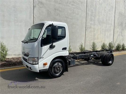 2014 Hino 300 Series 616 - Trucks for Sale
