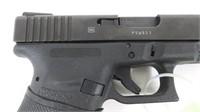 Glock 21 Pistol cal. 45 auto SN: PSW521 with 2
