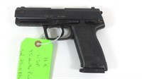 HK USP Pistol cal. 45 auto SN: 25-118864 with