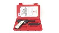 Ruger MK II Pistol cal. 22 LR SN: NRA-00306