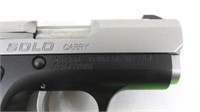 Kimber Solo Carry Pistol cal. 9mm SN: S1147068