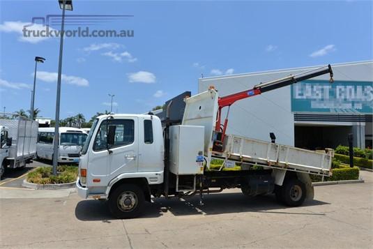 2008 Mitsubishi FK600 - Trucks for Sale