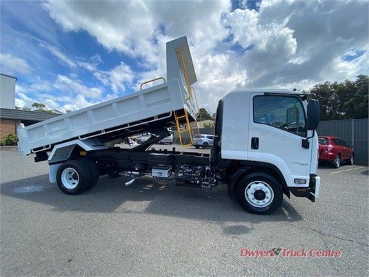 2020 Isuzu FSR 140 120-260 Dwyers Truck Centre - Trucks for Sale