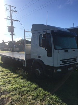 2003 Iveco Eurocargo 120E24 - Trucks for Sale