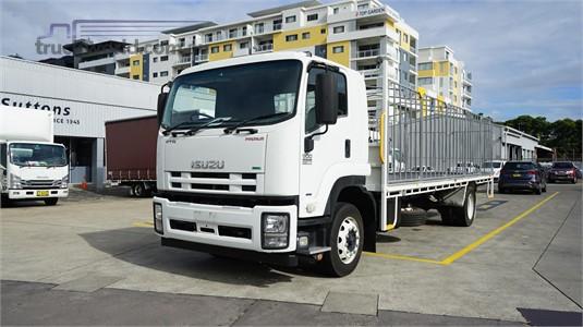 2013 Isuzu FTR - Trucks for Sale