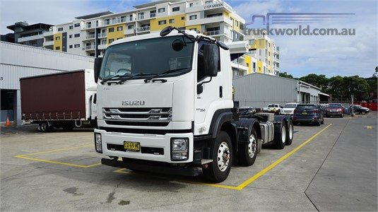 2018 Isuzu FYH 2000 - Trucks for Sale