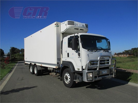 2008 Isuzu FXD 1000 CTR Truck Sales - Trucks for Sale