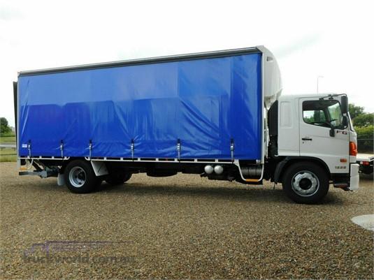 2014 Hino FG - Trucks for Sale