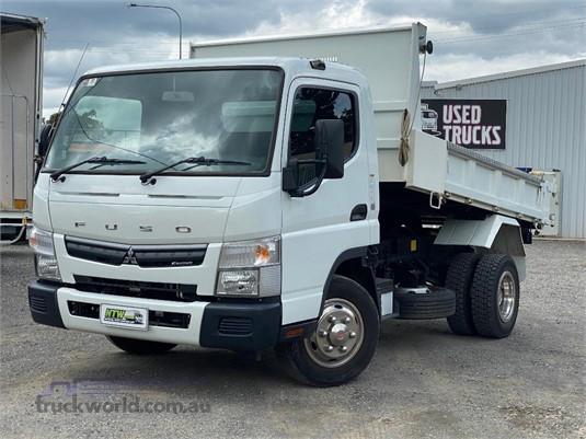2017 Fuso Canter 715 - Trucks for Sale
