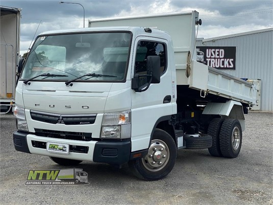 2017 Fuso Canter 715 National Truck Wholesalers Pty Ltd - Trucks for Sale