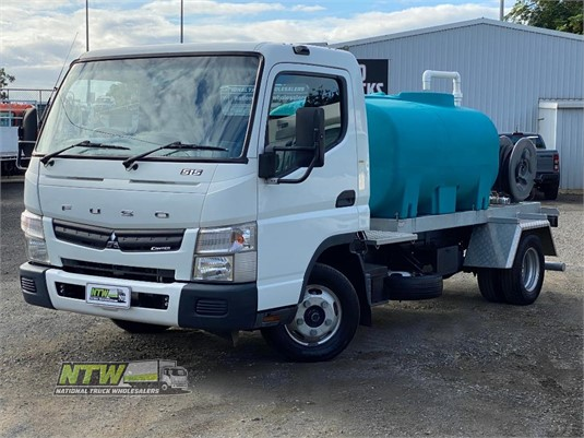 2013 Fuso Canter National Truck Wholesalers Pty Ltd - Trucks for Sale