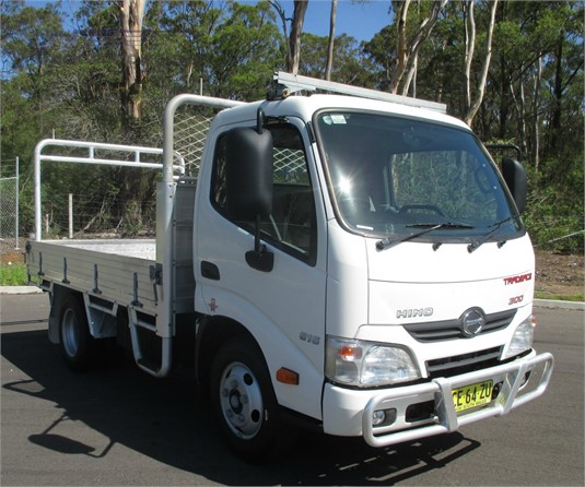 2015 Hino 300 Series 616 TradeAce - Trucks for Sale