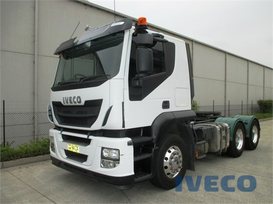 2016 Iveco Stralis AT450 Iveco Trucks Sales - Trucks for Sale