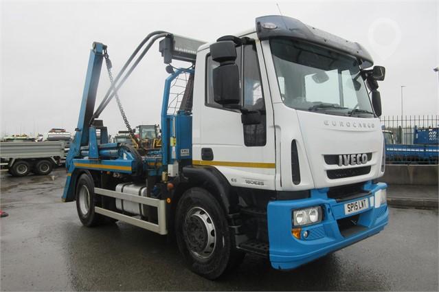 2015 IVECO EUROCARGO 180E25 at TruckLocator.ie