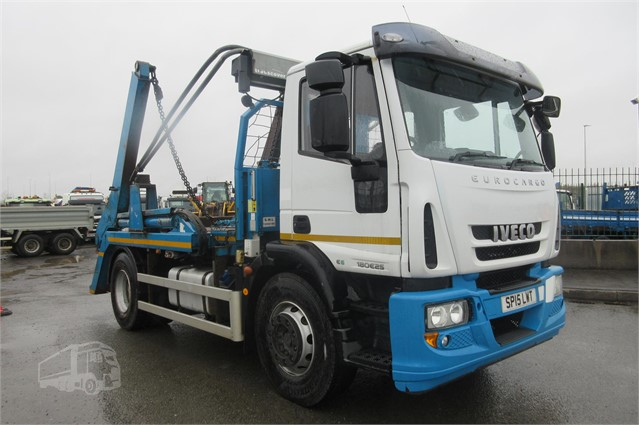 2015 IVECO EUROCARGO 180E25 at www.firstchoicecommercials.ie