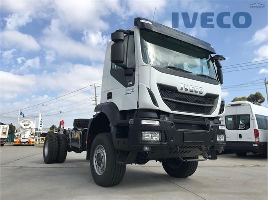 2020 Iveco TRAKKER 360 Iveco Trucks Sales  - Trucks for Sale