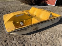 AquaMate Paddle Boat