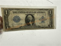 One Dollar Large Note