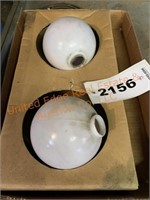 Lightning Rod Globes