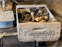 Campbell's Soup Wooden Crate