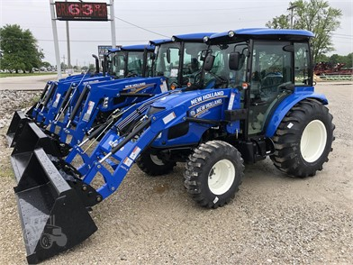 New Holland Boomer For Sale 313 Listings Tractorhouse Com Page 1 Of 13