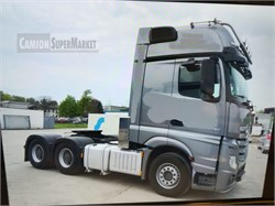 MERCEDES-BENZ ACTROS 2558  used