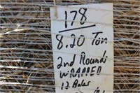 Hay, Bedding, Firewood Auction #11 (3/11/2020)