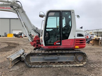 Takeuchi Crawler Excavators For Sale In Missouri 9 Listings Machinerytrader Com Page 1 Of 1