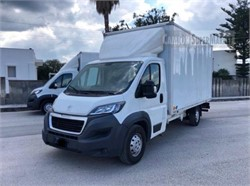 PEUGEOT BOXER 435  used