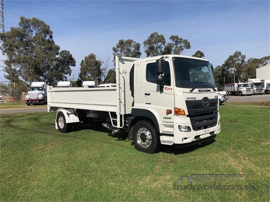 2019 Hino GH - Trucks for Sale