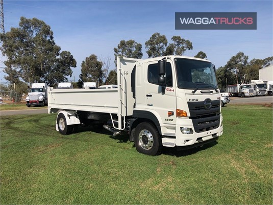 2019 Hino GH Wagga Trucks - Trucks for Sale