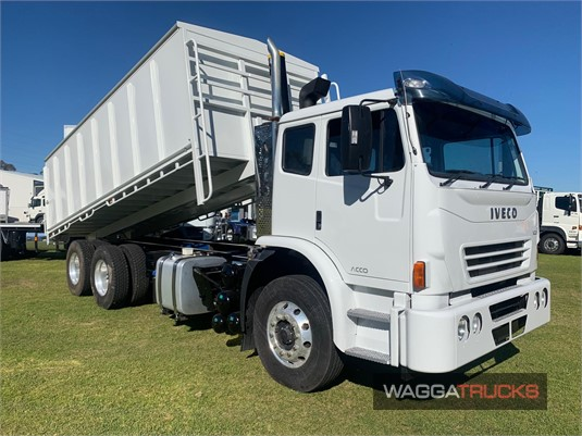 2011 Iveco Acco 2350G Wagga Trucks - Trucks for Sale