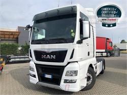 MAN TGX18.560  used