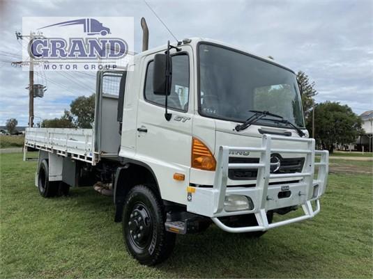 2006 Hino GT 4x4 Grand Motor Group - Trucks for Sale