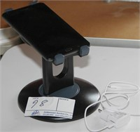 Samsung tablet computer with stand