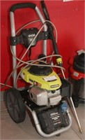 Ryobi 2800 PSI pressure washer with Honda engine