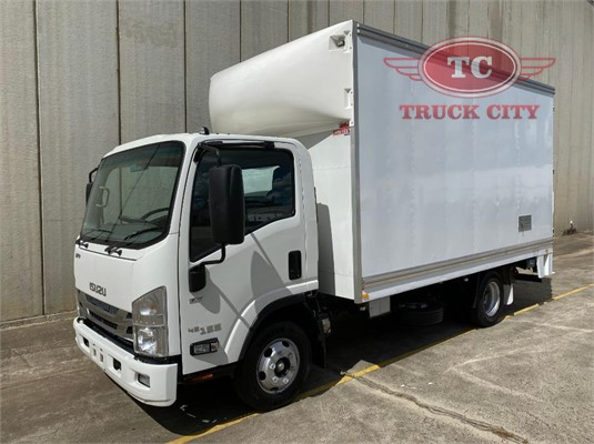 2015 Isuzu NPR 45 155 Truck City - Trucks for Sale