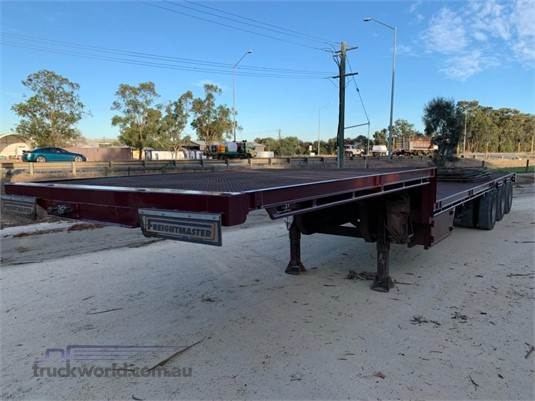 2005 Freighter Drop Deck - Trailers for Sale