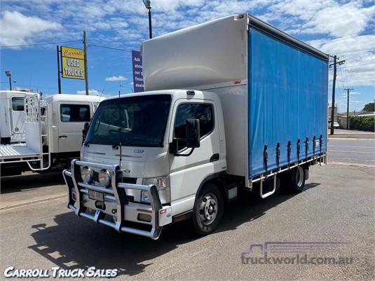 2015 Mitsubishi Fuso CANTER 815 Carroll Truck Sales Queensland - Trucks for Sale